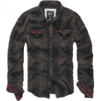 Men's shirt Checkshirt Duncan, Brandit