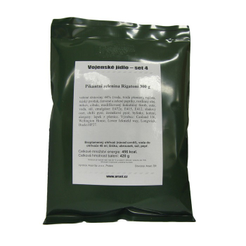 Military food package MRE VJ, Arpol
