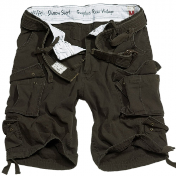 Division shorts, Surplus