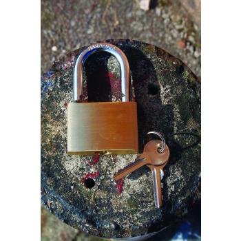 Zámek na klíč, BCB