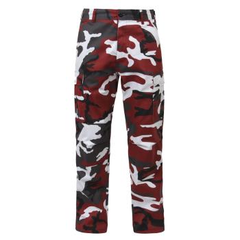 Maskovací kalhoty Color BDU Camo, Rothco