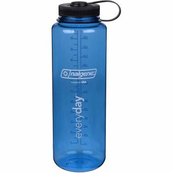 Nalgene Everyday Silo bottle, 1.5 L, transparent
