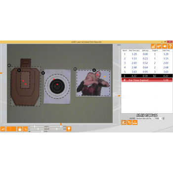 Licence fo training software L.A.S.R Professional, Laser AMMO
