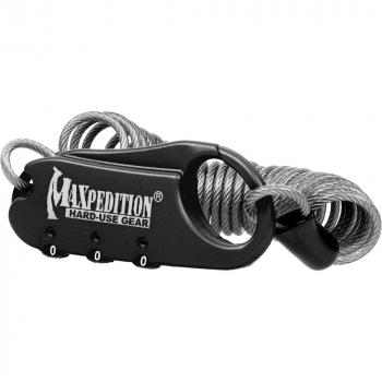 Steel Cable Lock, Maxpedition