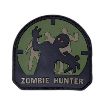 Nášivka Mil-Spec Monkey, Zombie Hunter, PVC