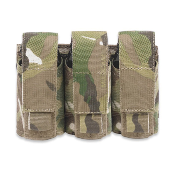 Triple 40mm Grenade Pouch, Warrior