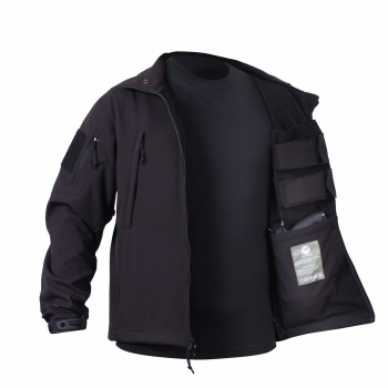 Softshellová bunda Concealed Carry