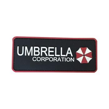PVC nášivka Resident Evil, Umbrella Corporation