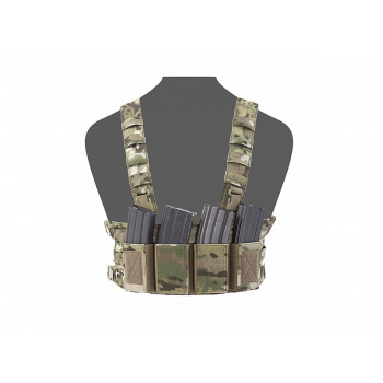 Chest Rig Low Profile, Warrior