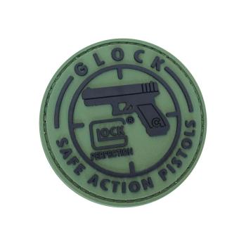 PVC nášivka Glock