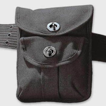 Ranger belt pocket, black, Mil-Tec