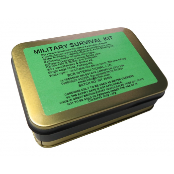 Military survival kit, BCB