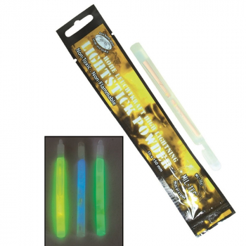 Svítící tyčinka Lightstick Powder, žlutá, 48 h, Mil-Tec