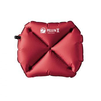 Pillow X, red, Klymit