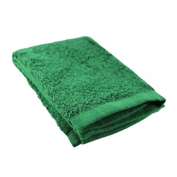 Face Cloth, green, BCB