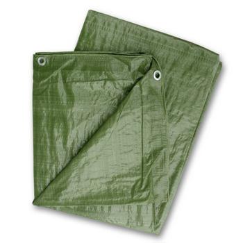 Nepromokavá PVC plachta, 2x3 m, zelená, Reliance