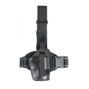 Stehenní pouzdro na pistoli, bez chlopně, Dasta 260/TZ