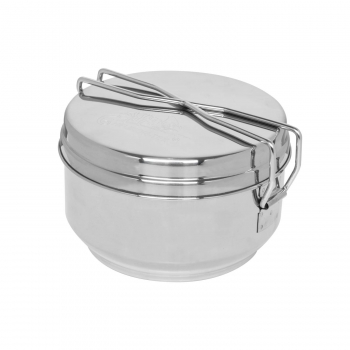 Mess Tin - Stainless Steel, Helikon