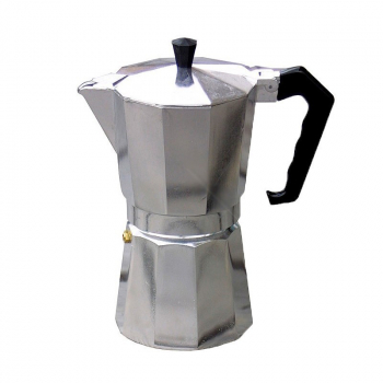 BasicNature Espresso maker 'Bellanapoli', 3 cups, Reliance