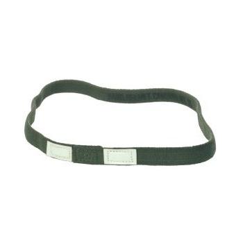 Reflexní pásek na přilbu - kočičí oči, zelené, Mil-Tec