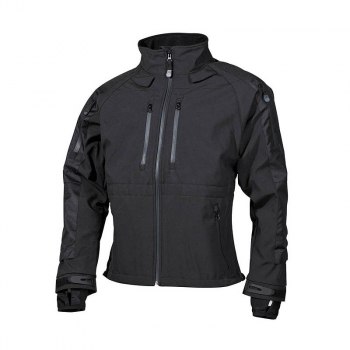 Softshell Jacket Protect, Black, MFH