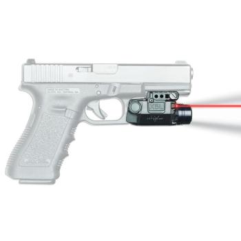 Viridian X5L-R taktická svítilna s červeným laserem do railu