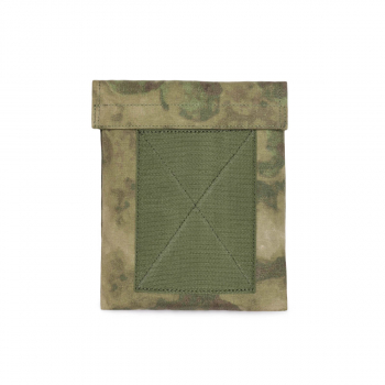"""Side Armour Pouch 8 x 6"""" for DCS/Ricas, Warrior"""