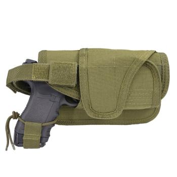 Horizontální MOLLE pistolové pouzdro, Condor
