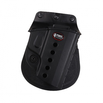 Walther PPS pistol holster, paddle, Fobus