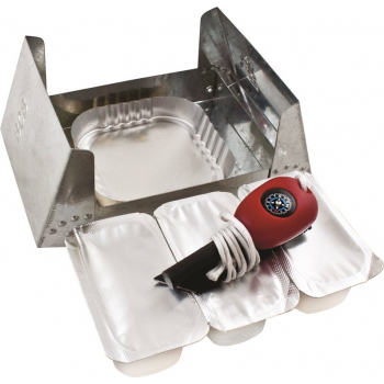 Firedragon Cooker with Fuel, BCB