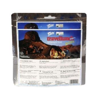 Dehydrované jídlo - ovocné müsli s mlékem, 125 g, Travellunch