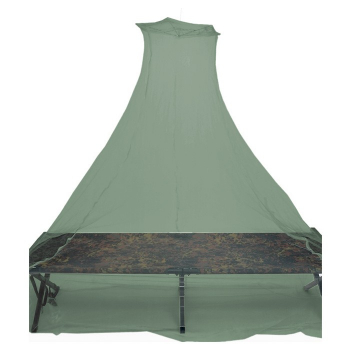 Mosquito net on the bed, olive, Mil-Tec
