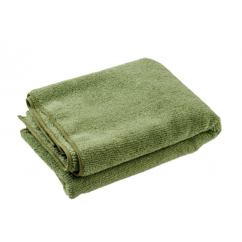 Ultralight Towel Large, olive, BCB