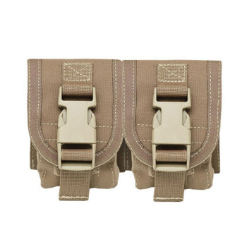 Double Frag Grenade Pouch Gen.1, Warrior
