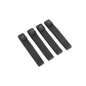 Pásky pro upevnění M.O.L.L.E. výstroje, 15 cm, černé, Condor