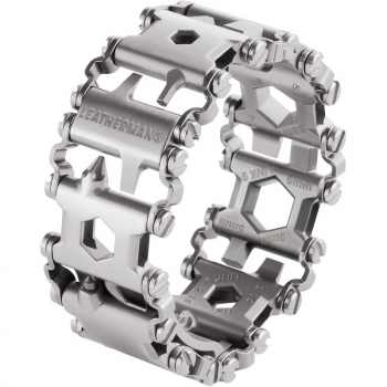 Multi-Tool Bracelet TREAD™, Silver, Leatherman
