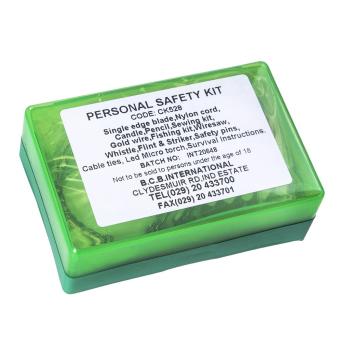 Krabička poslední záchrany Personal Safety Kit, BCB