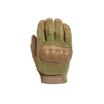 Enforcer Hard Knuckle Gloves, Nomex, Warrior