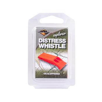 Distress Whistle, orange, BCB