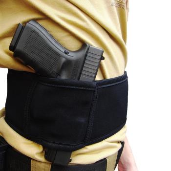 Tělový opasek na zbraň a 2 zásobníky, 10 cm, SPM Liberec