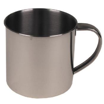 Nerezový hrnek, 300 ml, Mil-Tec