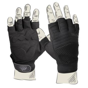 Bezprsté rukavice HFG, Helikon