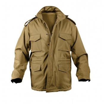Soft Shell Tactical M-65 Field Jacket, Rothco