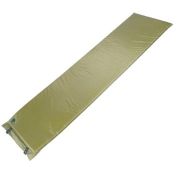 Self-inflating mat, olive, Mil-Tec