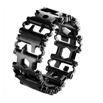 Multifunkční náramek TREAD™, černý, Leatherman