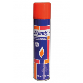 Plyn do zapalovače Atomic, 300 ml