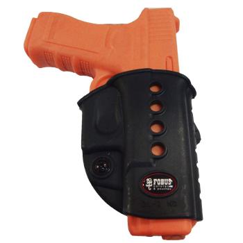 Pouzdro na pistoli Glock 17 a Glock 19, průvlek, Fobus