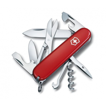 Swiss knife Victorinox Climber, Red