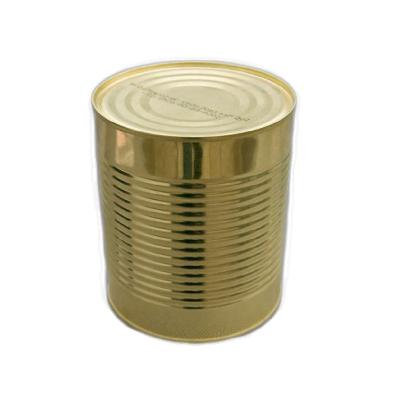 Vojenská konzerva, gulášová polévka s masem