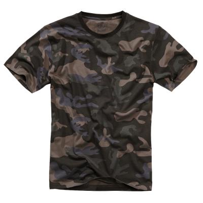 Men's T-shirt, Brandit, Darkcamo, 3XL